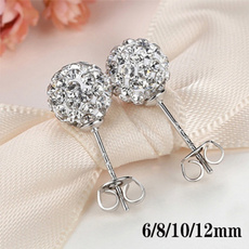 DIAMOND, Jewelry, Stud Earring, earringsforgirl