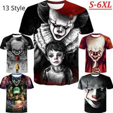 Funny, King, Horror, clown