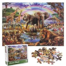 Toy, jigsawpuzzleforadult, 1000piecespuzzlesforkid, Jigsaw