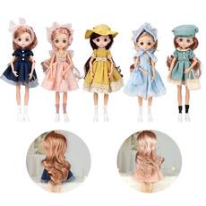 Barbie Doll, movablejoint, Toy, bjddoll
