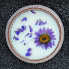 Aromatherapy, Candle, Rose, Handmade
