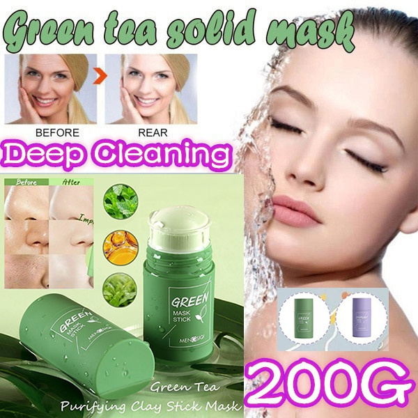facialcare, facecleansing, Cleaning Supplies, greenteamask