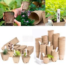 nurserycup, Garden, roundjiffypeatpot, Plants