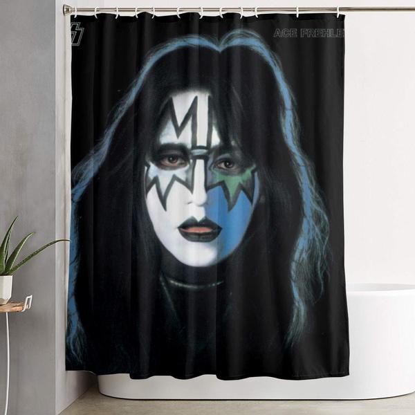 Shower, Bathroom Accessories, Home Decor, Waterproof