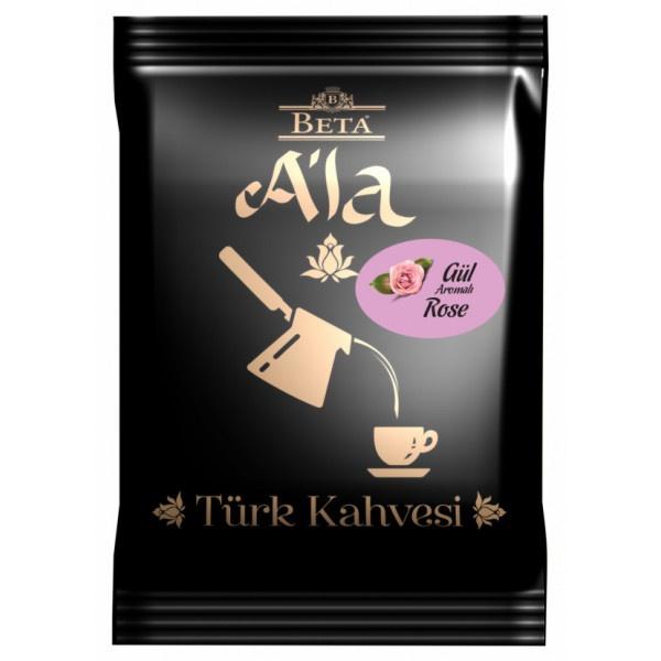 Coffee, gr, turkish, Rose