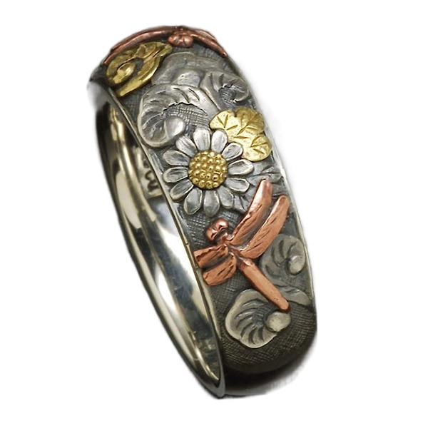 Sterling, dragon fly, Unique, Engagement