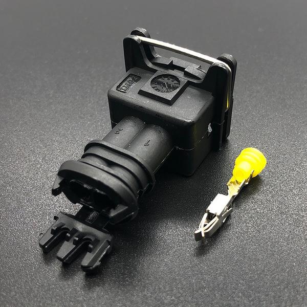 Plug, Wire, Pins, Waterproof