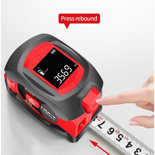 measur, Laser, ruler, trena
