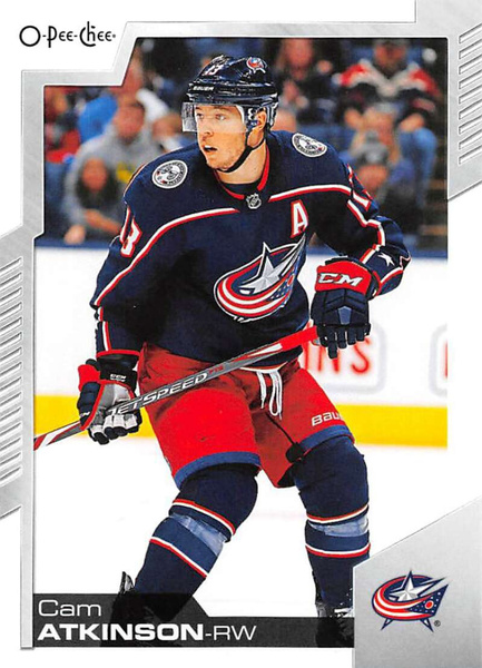 Blues, 202021hockeycard, Nhl, columbusbluejacket