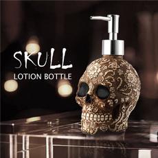 Storage & Organization, Decor, Bathroom Accessories, skull