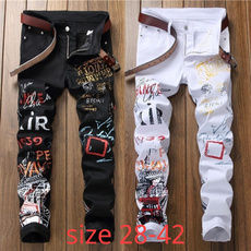 men's jeans, nightclubclothing, pants, Men