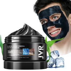 Charcoal, purifying, Minerals, Acne