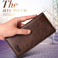 Fashion, front pocket wallet, Wallet, Jeep