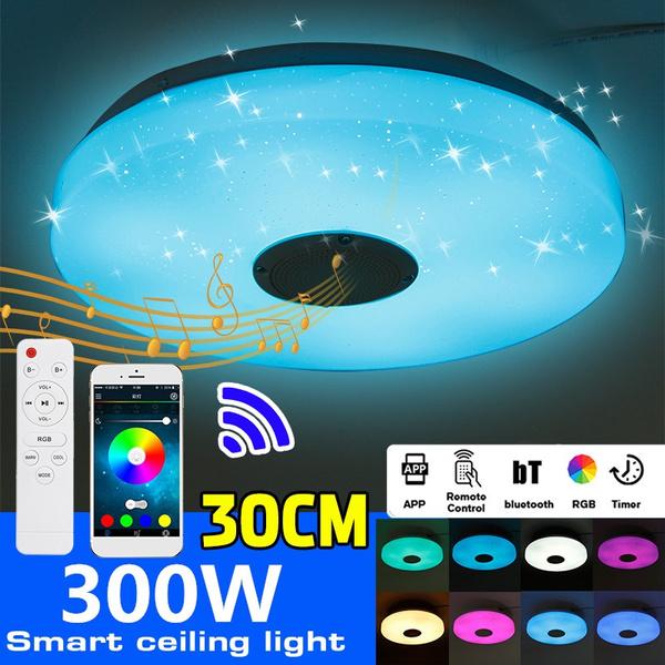 livingroomlamp, ceilinglightfixture, Modern, Bluetooth