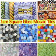 bathroomtilemosaic, art, Home Decor, Glass