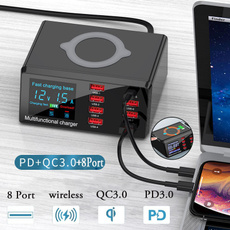 usb, Wireless charger, Adapter, chargingstation