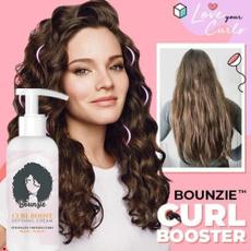 bounzie, wavehairstyling, hairmoisture, curlenhancer