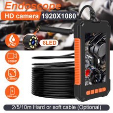 borescope, led, Waterproof, Battery