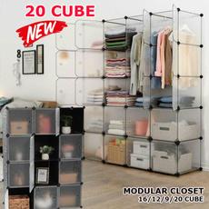 storagerack, cube, Home Decor, Closet