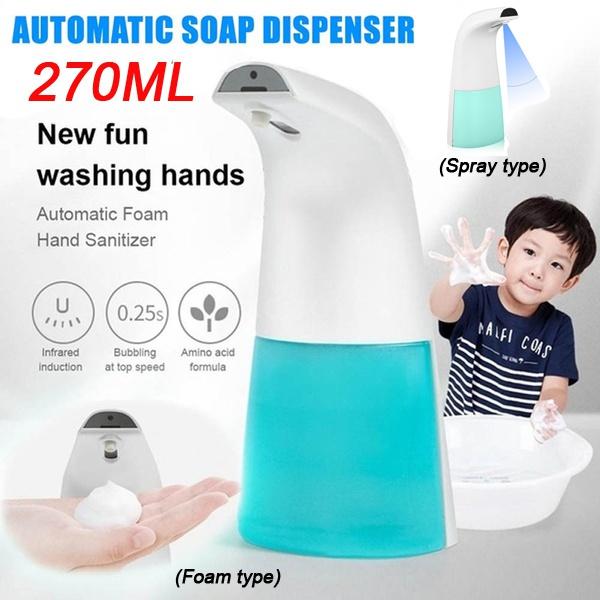 sanitizerdispenser, smartsoapdispenser, Bathroom, Soap