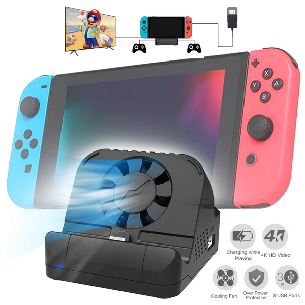 Video Games, switchdock, Hdmi, switchdockcharger