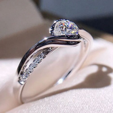 DIAMOND, Jewelry, rings for women, Diamond Ring