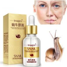 aging, wrinkle, Beauty, snail
