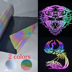 chromemetallicvinyl, rainbow, htvironon, Holographic