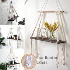 Plants, macrame, Home Decor, Decor