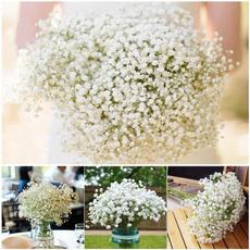 gypsophilasilkflower, Home & Kitchen, Flowers, gypsophilaartificialflower