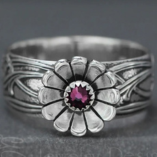 Blues, Sterling, Flowers, Gifts
