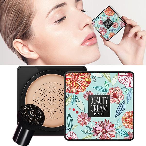 Beauty Makeup, Head, Mushroom, bbcream