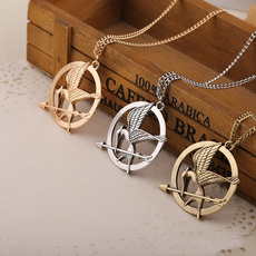 Necklace, cutenecklace, Birthday Gift, hunger games