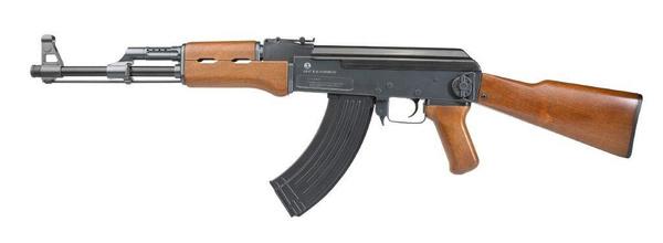 airsoftreplicaofak47kalashnikovclassical, replica, airsoft', gun