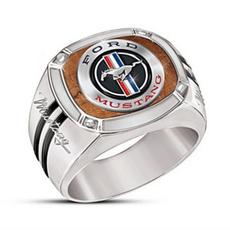 Ring, animalring, mustang, Jewelry