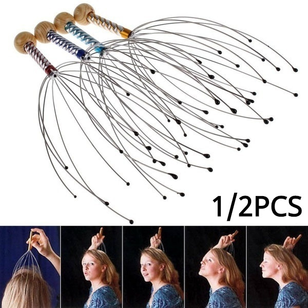 Head, headmassager, Necks, bodyscratcher