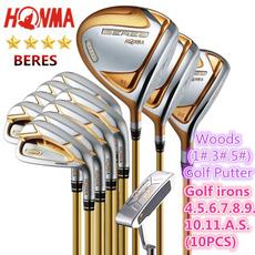 honma, Star, golfclub, golfputter