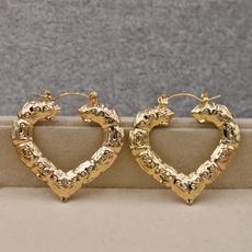 bighoopearring, Charm Jewelry, woman fashion, Hoop Earring