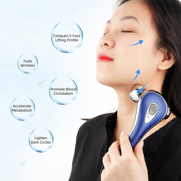 Machine, musclemassageroller, facemassager, musclerelax