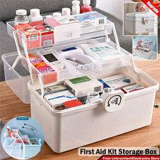 medicalorganizer, Storage Box, Multifunctional, Plastic