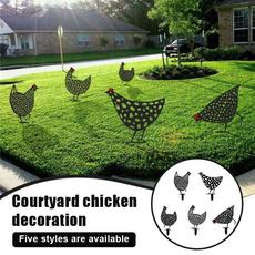 Decor, Outdoor, Yard, Garden