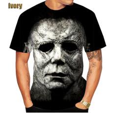 Fashion, horrormovietshirt, Sleeve, Shorts