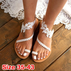 bohemia, beach shoes, strappysandal, Lace