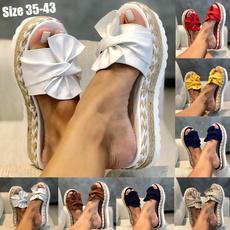 Summer, fashion women, Sandalias, beach shoes
