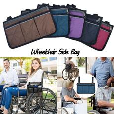 multipocketstoragebag, Capacity, strollerhangingbag, wheelchairstoragebag