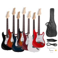 Musical Instruments, starterkit, electricbassset, guitarkit