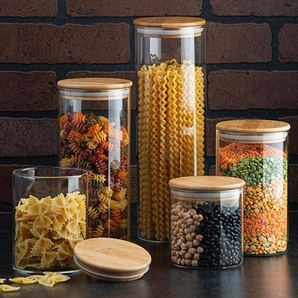 Coffee, airtightacryliccanisterset, Food, glassstoragejar