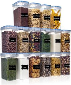 foodstoragebox, Kitchen & Dining, foodcontainerset, Baking
