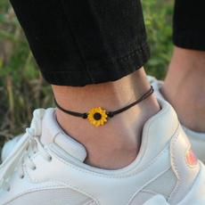 bestfriend, Jewelry, sunflowerbracelet, Love Bracelet