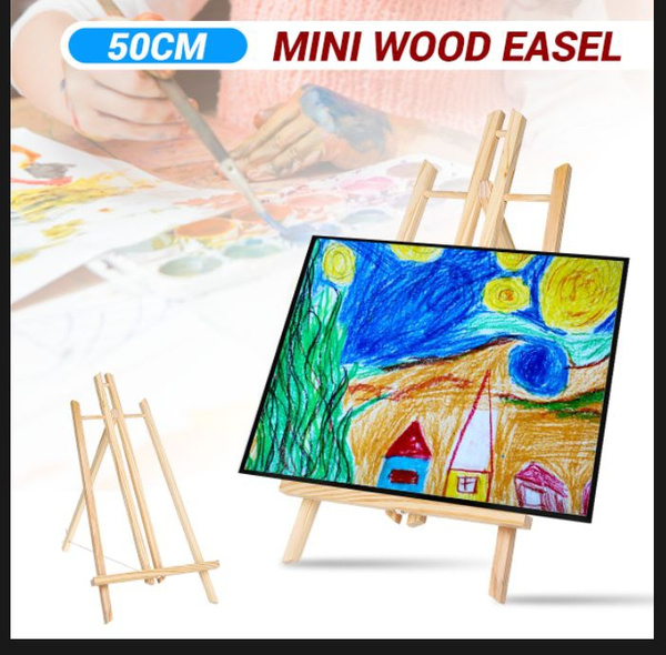 Art Supplies, easel, paintingeasel, Wooden